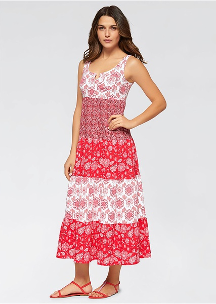 rochie-alb-cu-rosu