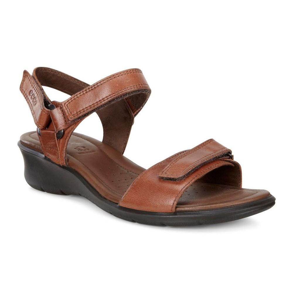 Sandale-maro-Felicia-Ecco