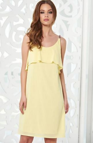 Rochie-StarShinerS-Hot-Yellow