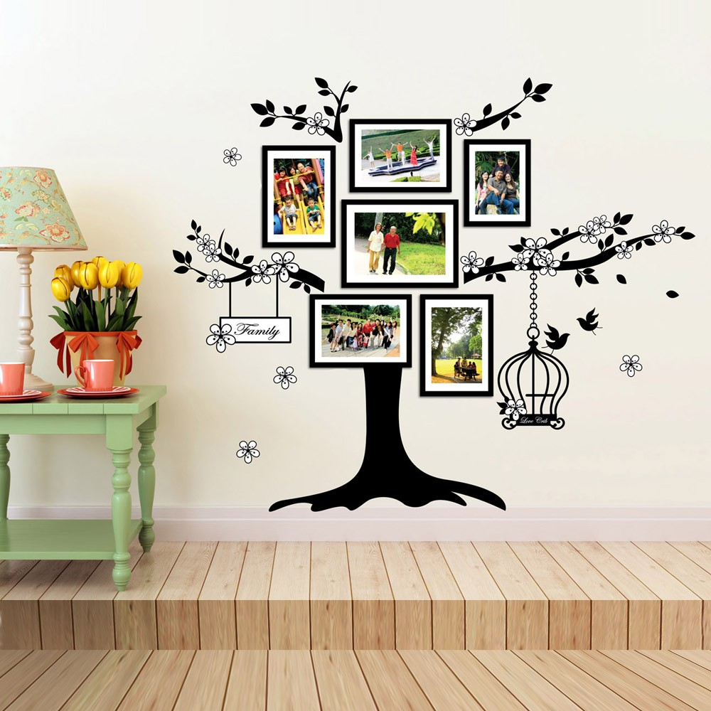 Sticker-decorativ-Photo-Tree